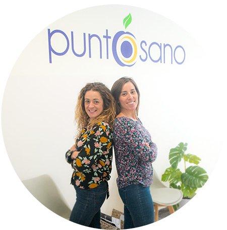 equipo punto sano valencia nutricionista dietista fisioterapeuta psicologa